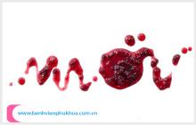 Quan hệ lần đầu bị chảy máu nhiều ngày có bị sao không